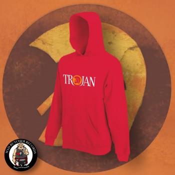 TROJAN HOOD XL / red