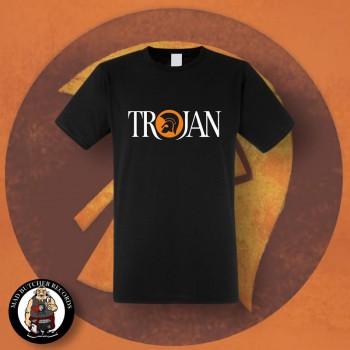 TROJAN T-SHIRT Black / L