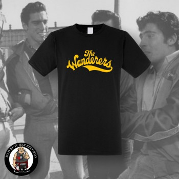 THE WANDERERS T-SHIRT S / GELB