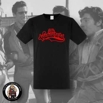 THE WANDERERS T-SHIRT S / ROT