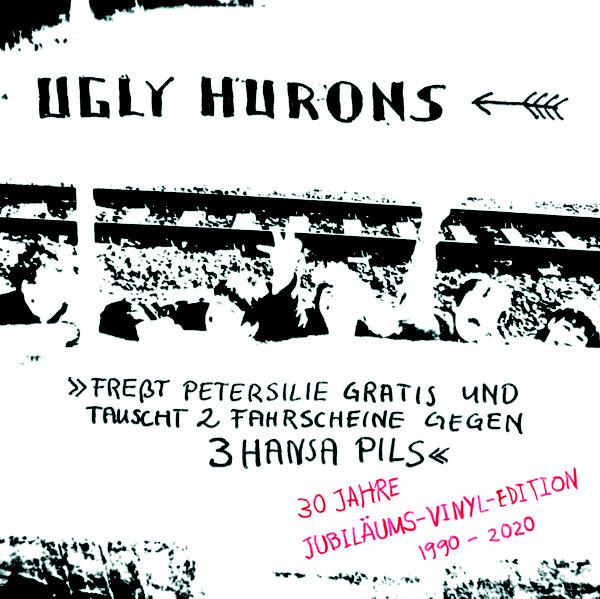 Ugly Hurons – Freßt Petersilie Gratis LP