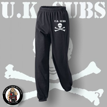 UK SUBS JOGGER XL
