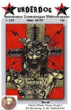 UNDERDOG Fanzine #26 (Punk und Religion)