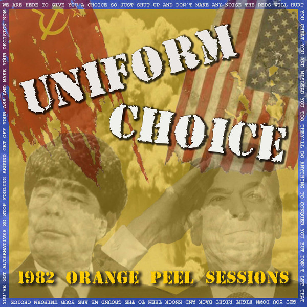 Uniform Choice 1982 Orange Peel Sessions EP