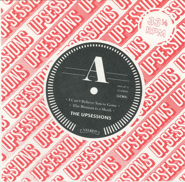 The Upsessions – 10th Anniversary EP
