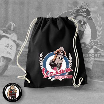 VESPA MOTORSPORT VINTAGE GYM SAC
