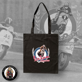 VESPA MOTORSPORT VINTAGE BAG