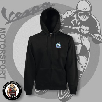 VESPA MOTORSPORT ZIPPER XL