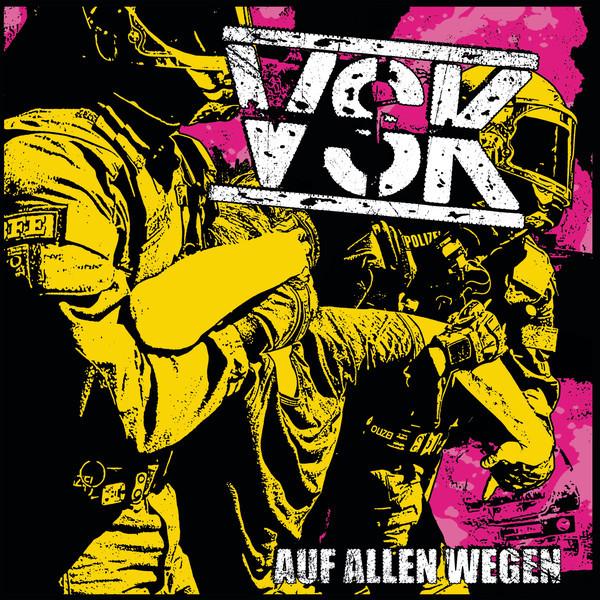 VSK - Auf Allen Wegen LP