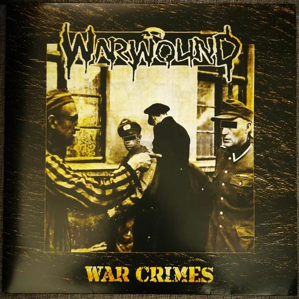 Warwound – War Crimes And Comp Tracks LP