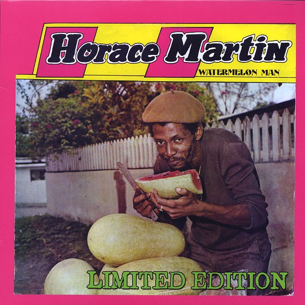 HORACE MARTIN Watermelon Man LP