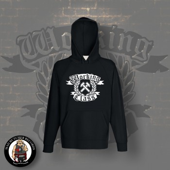 WORKING CLASS HAMMERS HOOD Black / 5XL