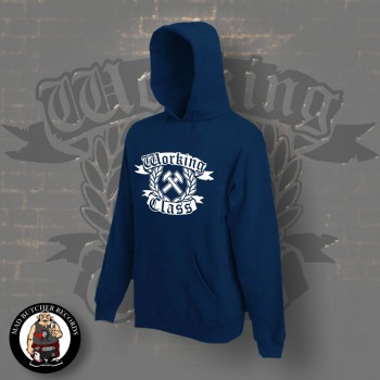 WORKING CLASS HAMMERS HOOD 3XL / navy