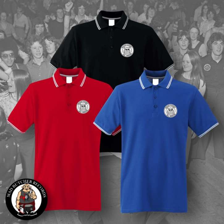 WIGAN CASINO NIGHT OWL POLO