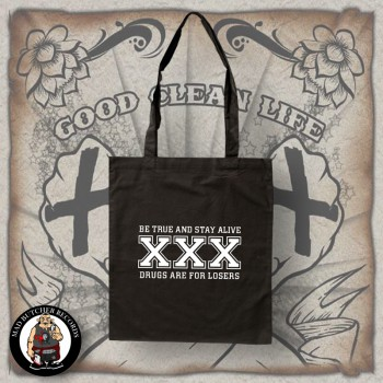 STRAIGHT EDGE TASCHE