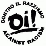 OI BUTTONS - OI! against Racism