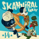 V.A. SKANNIBAL PARTY VOL.14 CD