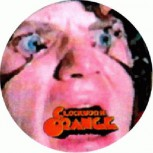 CLOCKWORK ORANGE - Alex Face