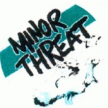 MINORS THREAT MINORS THREAT - Album cover-