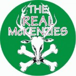 REAL MCKENZIES - Skull