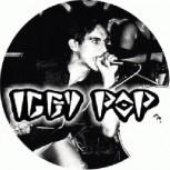 IGGY POP - b/w