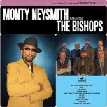 MONTY NEYSMITH MEETS THE BISHOPS LP VINYL BLACK