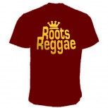 ROOTS REGGAE T-SHIRT ROT