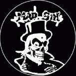 MAD SIN - Skull