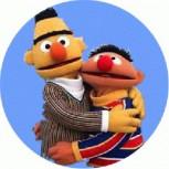 SESAME STREET - Ernie & Bert