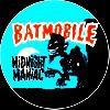 BATMOBILE - Comic