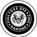 RAMONES - Dee Dee