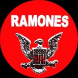 RAMONES - Red eagle