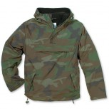 Windbreaker Woodland XXL