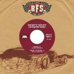"Dusty Gray & His Rough Ridin\' Ramblers - \'Maniac\' 7\"""