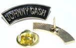 JOHNNY CASH METALPIN