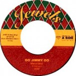 "Go Jimmy Go \'Mama Bird\' + \'Pretending\' 7\"""