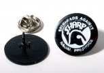SHARP ENGLAND PIN