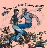 V.A. SKANKIN`THE SCUM AWAY CD