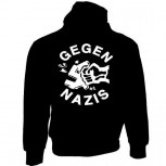 GEGEN NAZIS HOODI