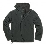Windbreaker Zipper