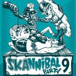 V.A. SKANNIBAL PARTY VOL.9 CD