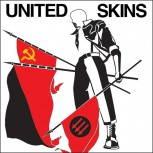 V/A UNITED SKINS CD