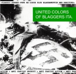 BLAGGERS ITA UNITED COLORS CD