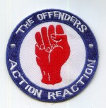 OFFENDERS ACTION REACTION PATCH