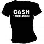 CASH 1932 - 2003 GIRLIE