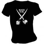 BLACK FLAG SCHERE GIRLIE