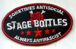 STAGE BOTTLES SOMETIMES ANTISOCIAL PATCH