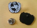 OI! BOOTS PIN
