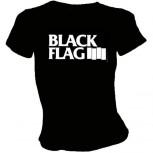 BLACK FLAG GIRLIE