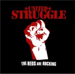 UNITED STRUGGLE THE REDS ARE ROCKING EP (with free condom)